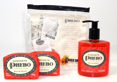 Phebo Soap Gift Set